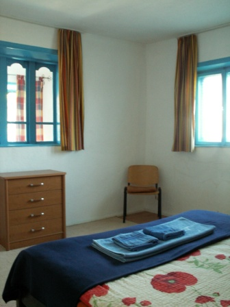 """Pelican"" holiday home (126 m²) : Bedroom 1"