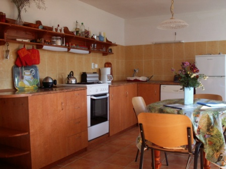 """White Tailed Eagle"" holiday home (73 m²) : Kitchen"